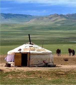 Монголия история