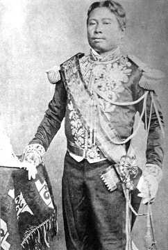 Король Камбоджи Нородом
