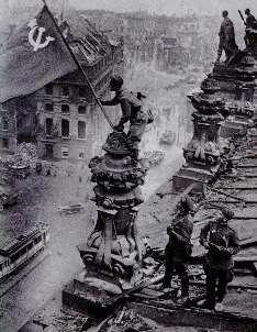 Окончание Второй мировой войны 1945