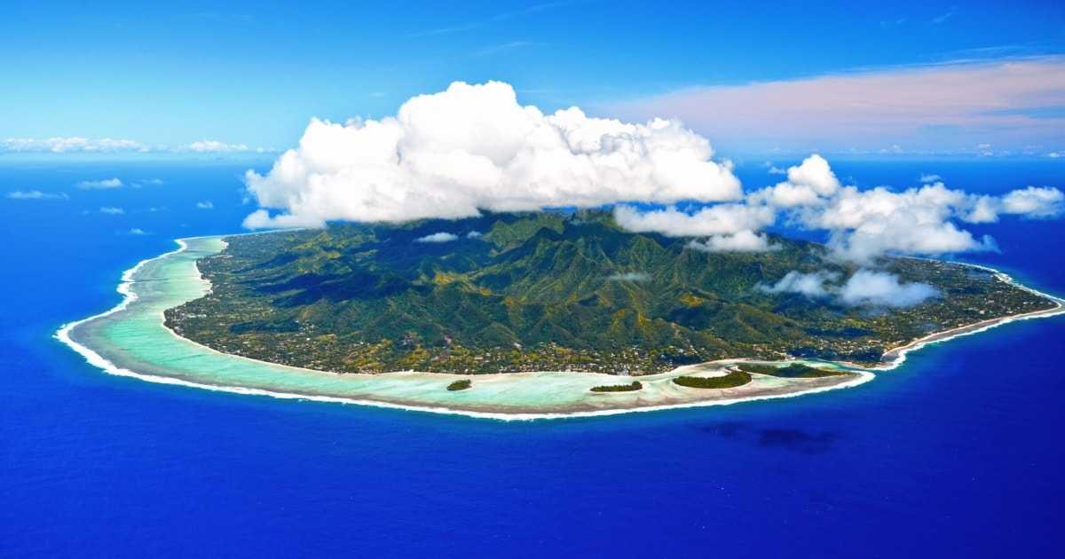 Природа островов Кука