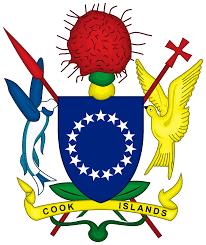 Острова Кука герб