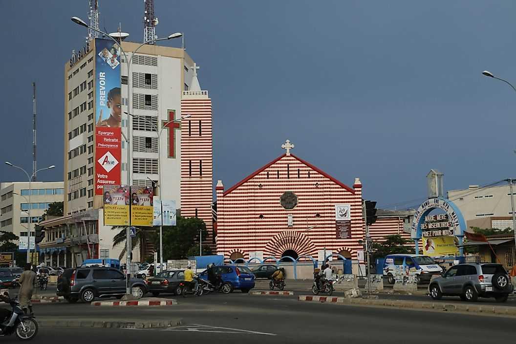 Религии Бенина