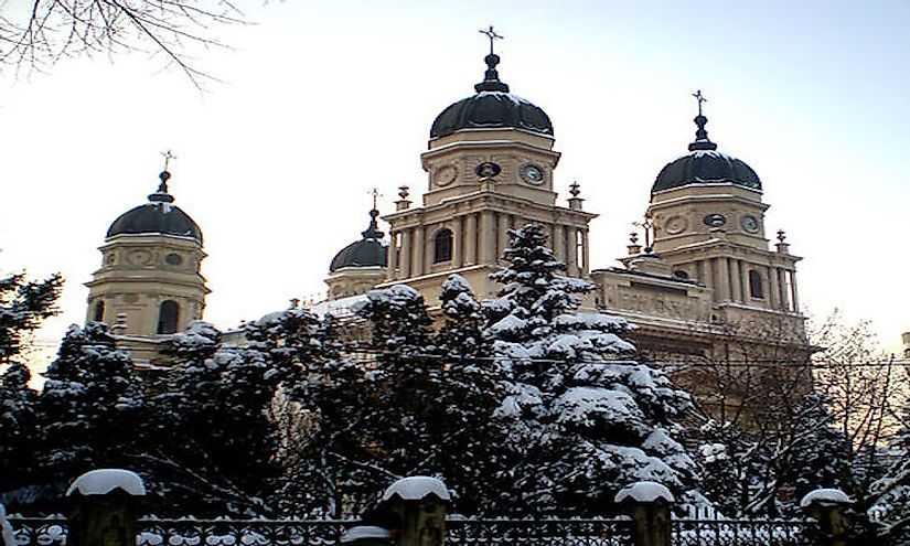 Религии Румынии