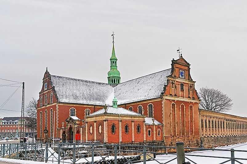 Религии в современной Дании