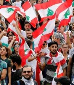 Революция в Ливане