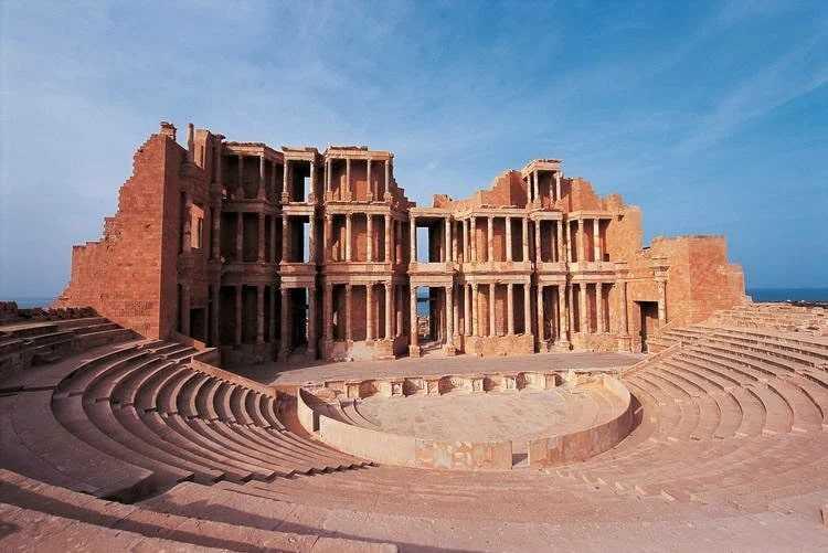 Сабрата Ливия