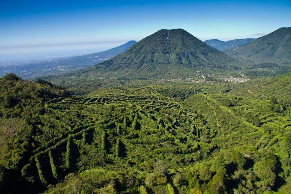 Сальвадор природа