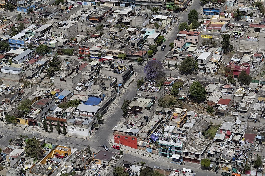 Самые бедные штаты Мексики
