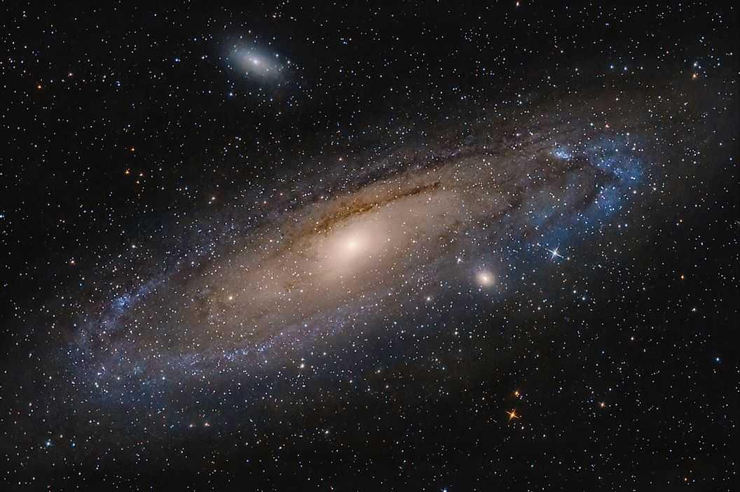Какие бывают галактики?