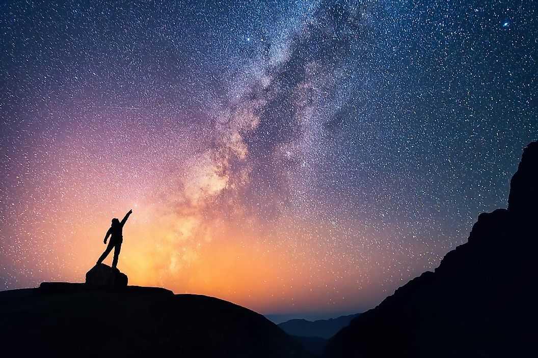 Сколько всего галактик?