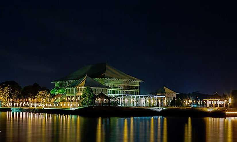 Столица Шри-Ланки