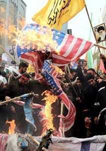 Захват заложников в посольстве США в Тегеране