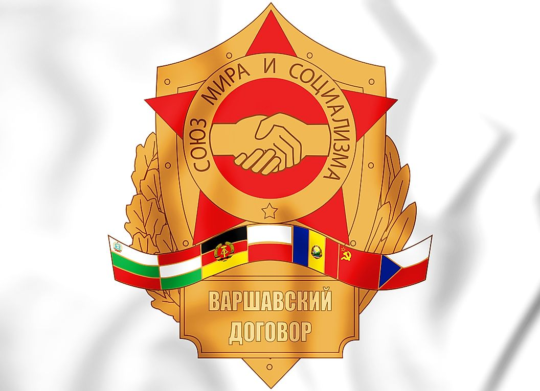 Что такое Варшавский договор?