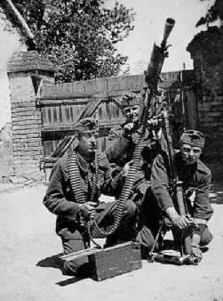 Венгрия Вторая мировая война