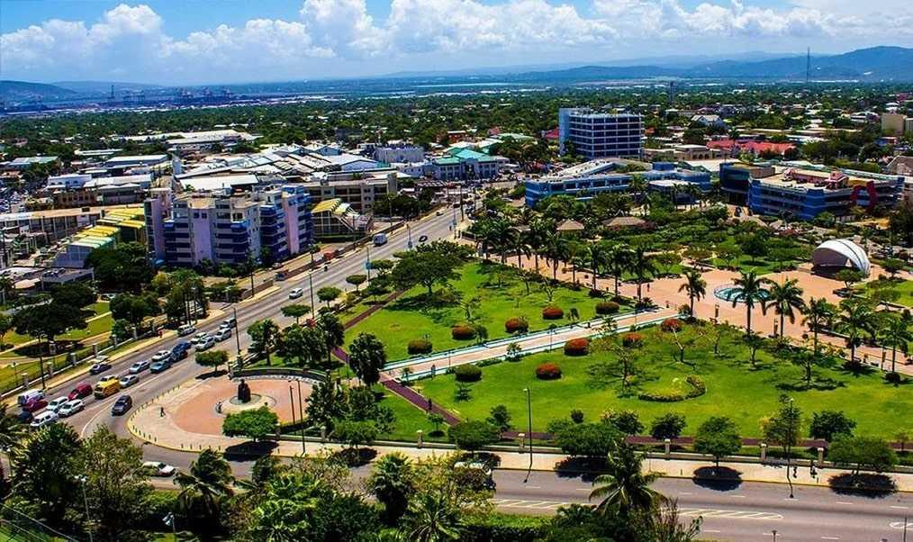 Столица Ямайки Кингстон