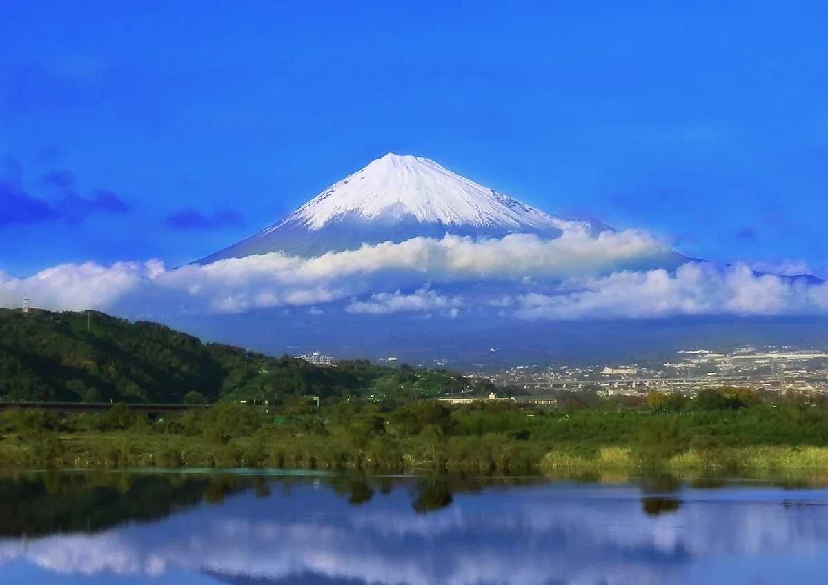 Япония природа