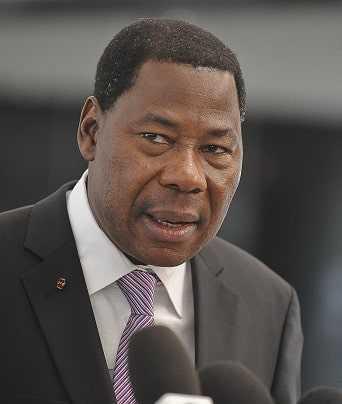 Президент Бенина