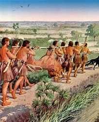 Охотники в Древнем Египте