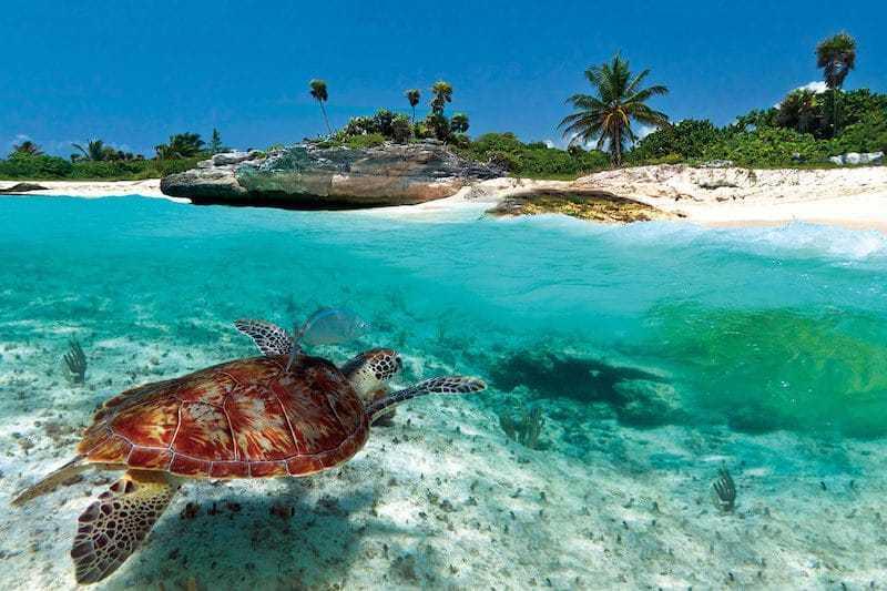 Остров Анти́гуа и Барбу́да
