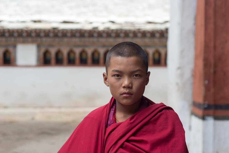 Бутан население