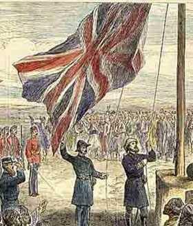 Кипр британская колония