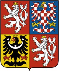 Государственный герб Чехии