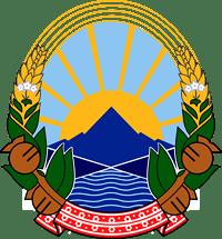 Северная Македония герб