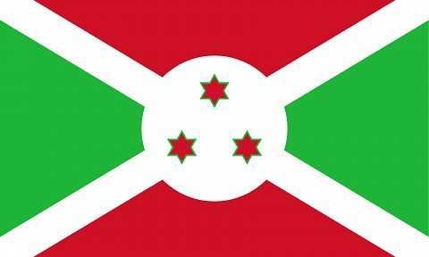 Бурунди флаг