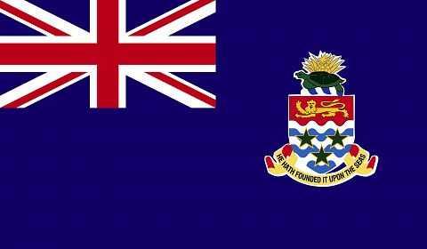 Флаг Каймановых островов