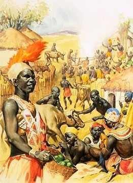 История Габона