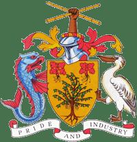 Герб страны Барбадос