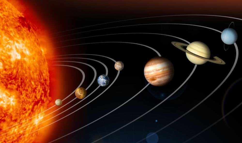 Самые горячие и холодные планеты