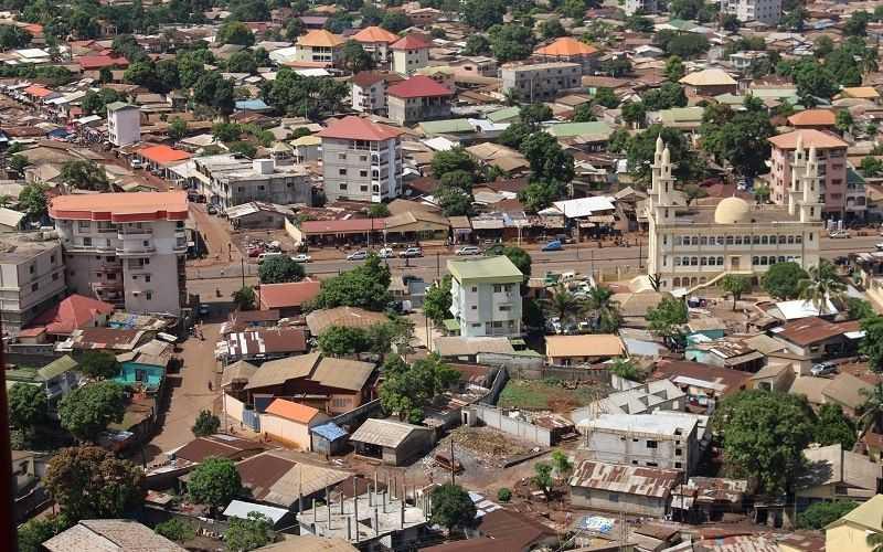 Конакри Гвинея