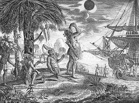 Индейцы багамских островов.