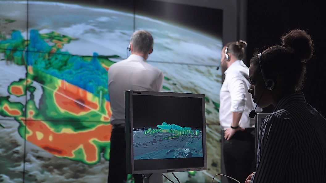 Как метеорологи прогнозируют погодные условия?
