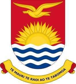 Кирибати герб