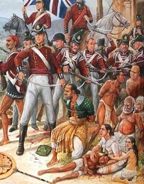 Колонизация Индии