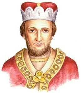 Король Чехии Вацлав I
