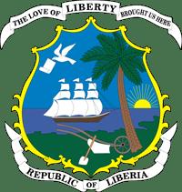 Либерия герб