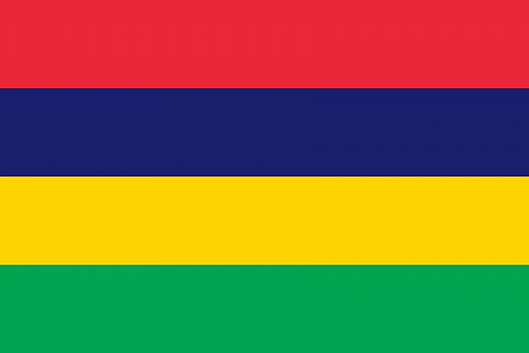 Маврикий флаг