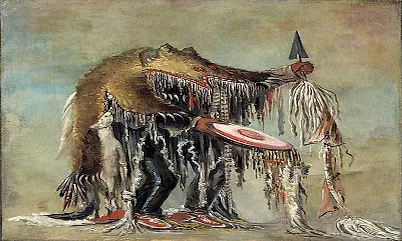 Одежда Племени Черноногих
