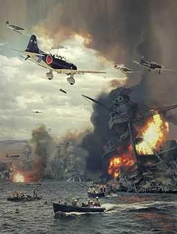 Нападение Японии на Пёрл-Харбор
