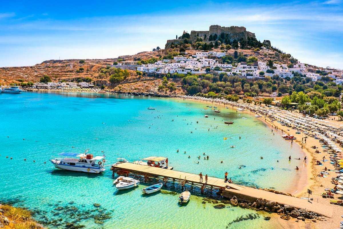 Остров Родос Греция