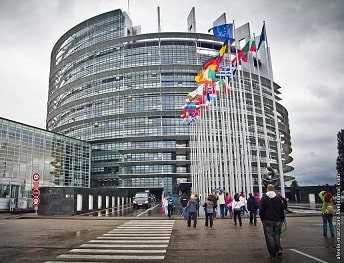 Брюссель штаб квартира Евросоюза