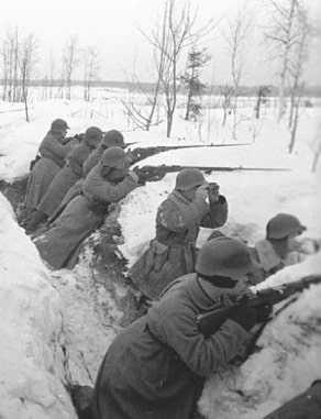 Советско-финская война 1939 года
