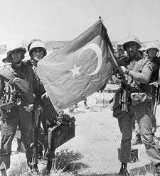 Вторжение турецкой армии на Кипр