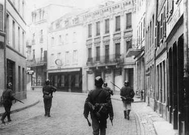 Бельгия во второй мировой