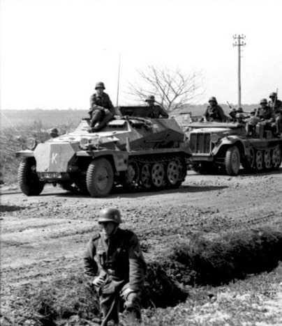 Вторжение фашистской Германиии в СССР